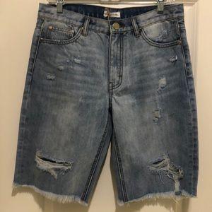 Denim Girls (Boyfriend ) Shorts